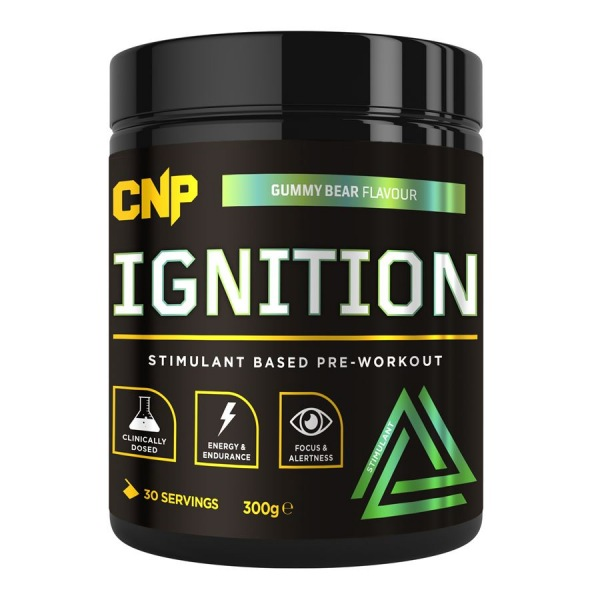 CNP Ignition 300g gummy bear