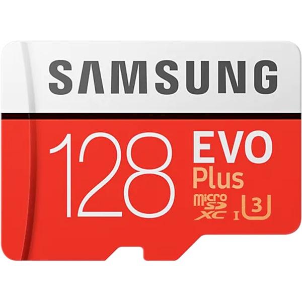 Samsung EVO Plus microSDXC 128GB MB-MC128HA/EU