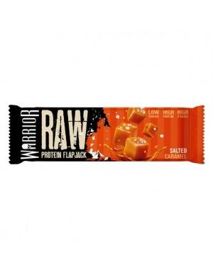 WARRIOR Raw Protein FlapJack 75g salted caramel