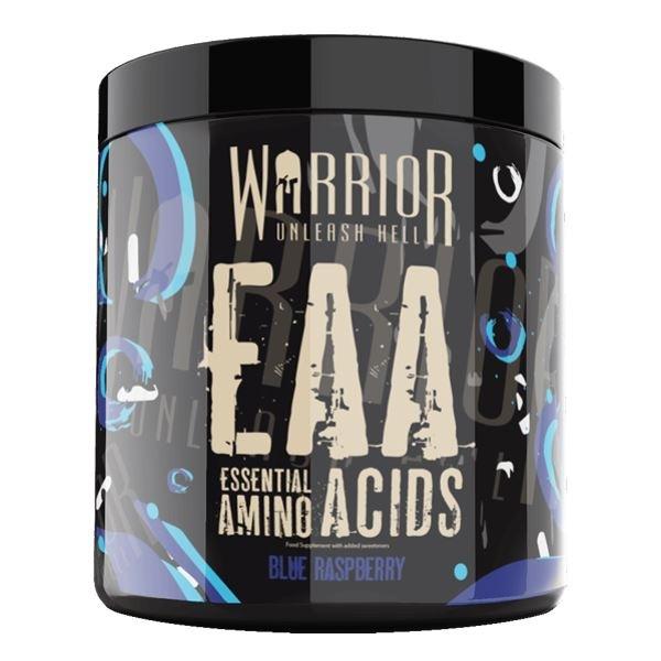 Aminokyseliny WARRIOR EAA 360g blue raspberry