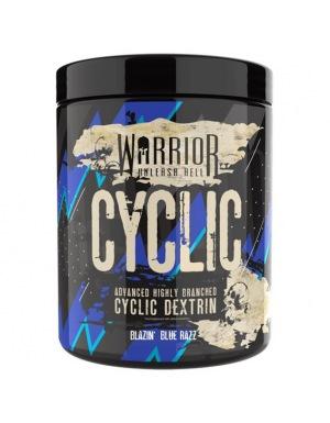 WARRIOR Cyclic 400g blazin blue raspberry