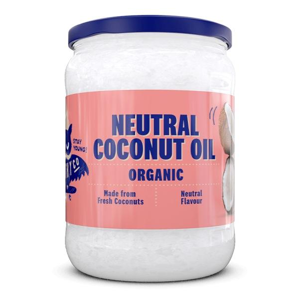 HeathyCo ECO kokosový olej - neutrální 500ml