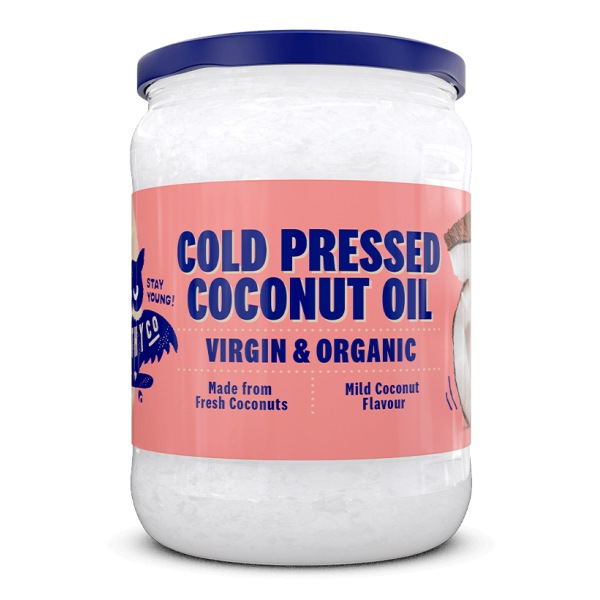HeathyCo ECO Extra panenský kokosový olej 500ml