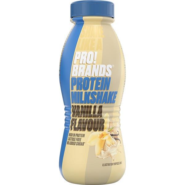 PRO!BRANDS PROTEIN MILKSHAKE 310ml – vanilka