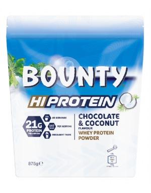 Bounty HiProtein Powder 875 g