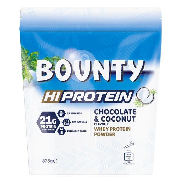 Proteiny Bounty HiProtein Powder 875 g