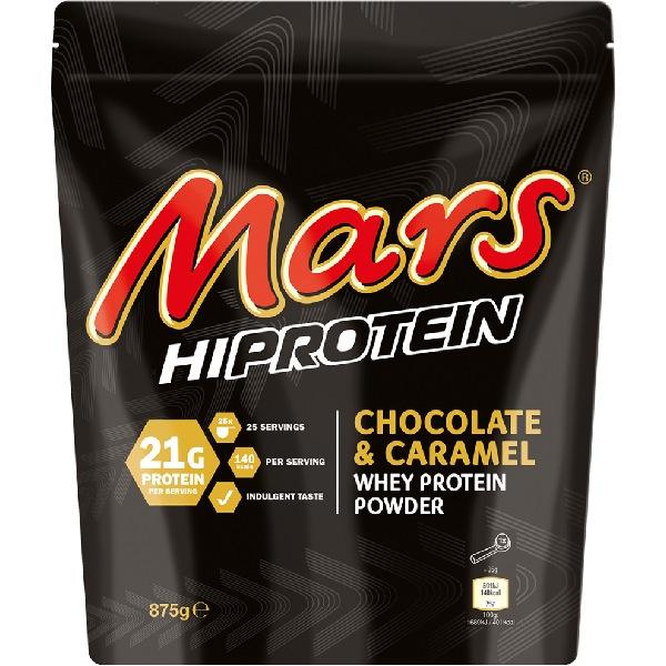 Proteiny Mars HiProtein Powder 875 g