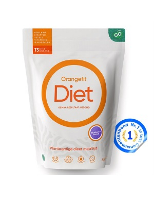 Orangefit Diet 850g borůvka