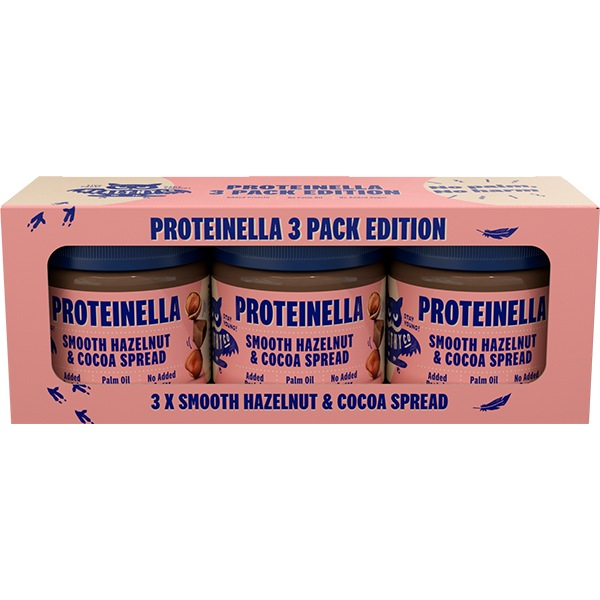 Healthyco Proteinella 3 pack edition 3 x 200 g