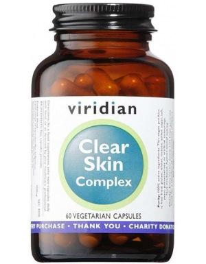 Viridian Clear Skin Complex 60 kapslí