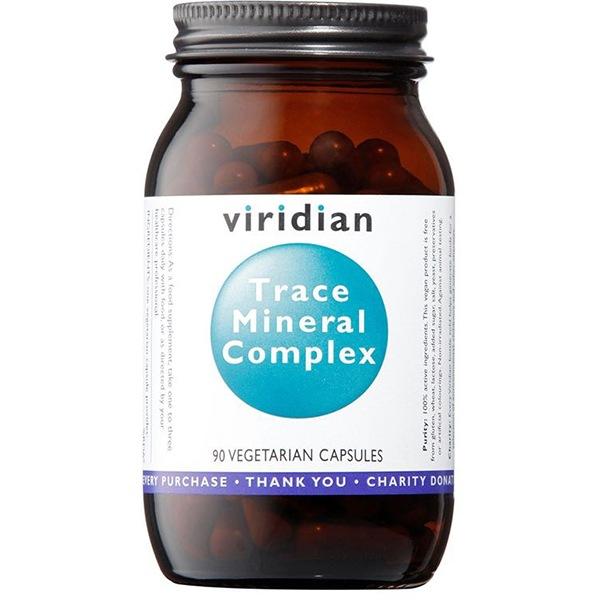 Viridian Trace Mineral Complex 90 kapslí (Komplex stopových minerálů)