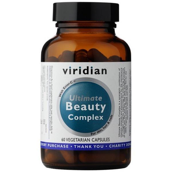 DOPLŇKY STRAVY Viridian Ultimate Beauty Complex 60 kapslí
