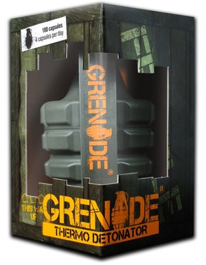 Grenade Thermo Detonator 100 tablet