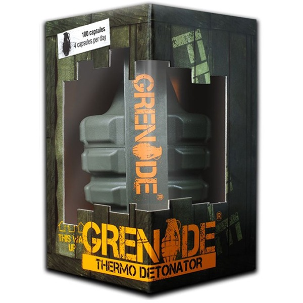 Grenade Thermo Detonator 100 tablet