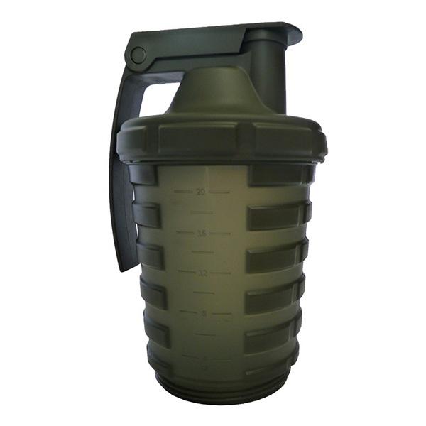 Šejkr Grenade - zelený