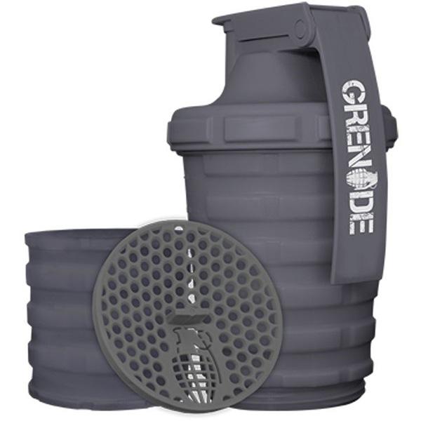 Šejkr Grenade - šedý