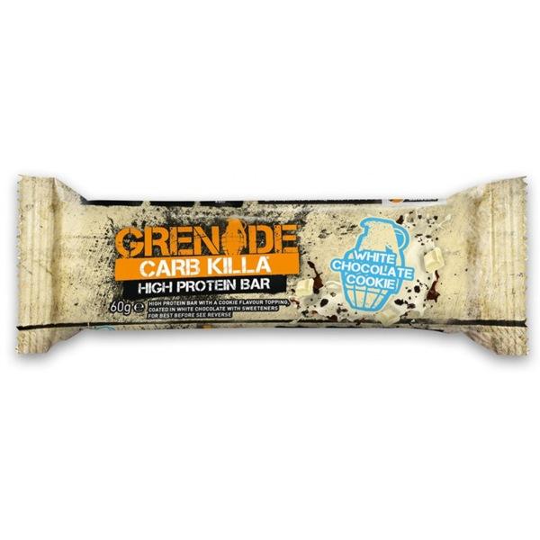 Grenade Carb Killa 60 g bílá čokoláda