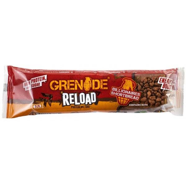 Grenade Reload Protein Bar 2 x 35g bilionaires shortbread