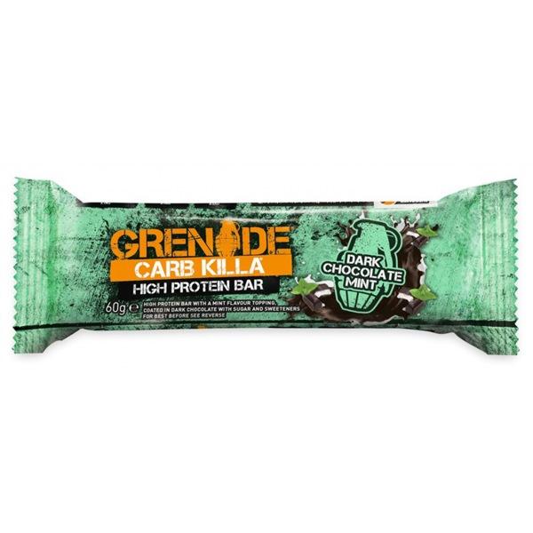 Grenade Carb Killa 60 g čokoláda-máta