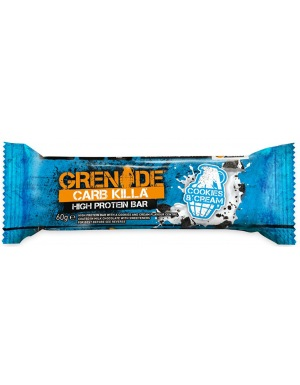 Grenade Carb Killa 60 g sušenky a smetana