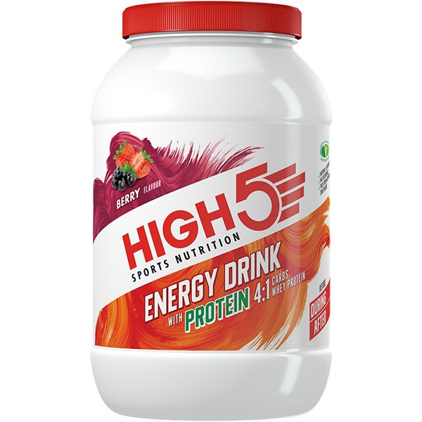 High5 Energy Drink 4:1 1,6kg berry (ovoce)