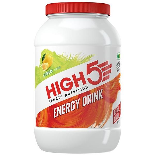 High5 Energy Drink 2,2kg citrus