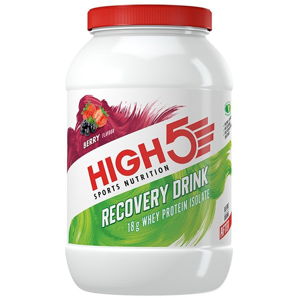 High5 Recovery Drink 1,6kg berry (ovoce)