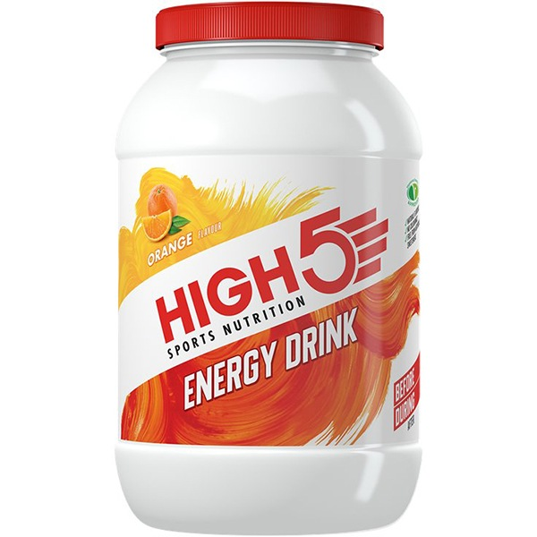 High5 Energy Drink 2,2kg pomeranč