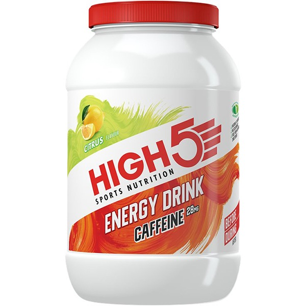 High5 Energy Drink Caffeine 2,2kg citrus
