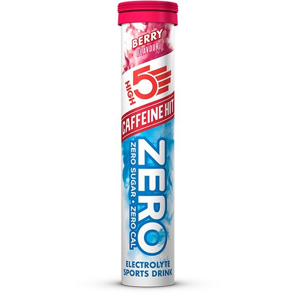 High5 Zero Caffeine Hit 20 tablet New berry (ovoce)