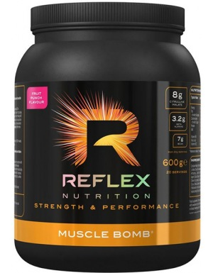 Reflex Muscle Bomb 600g cherry