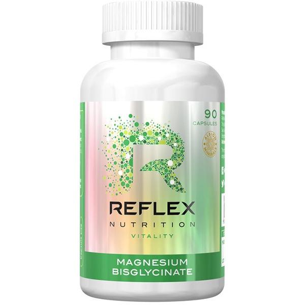 Vitamíny a minerály Reflex Nutrition Albion Magnesium 90 kapslí