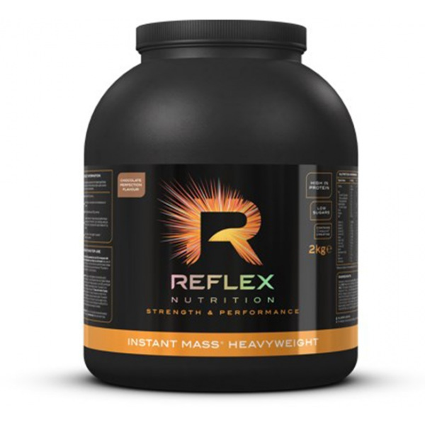Reflex Instant Mass Heavy Weight 2kg čokoláda