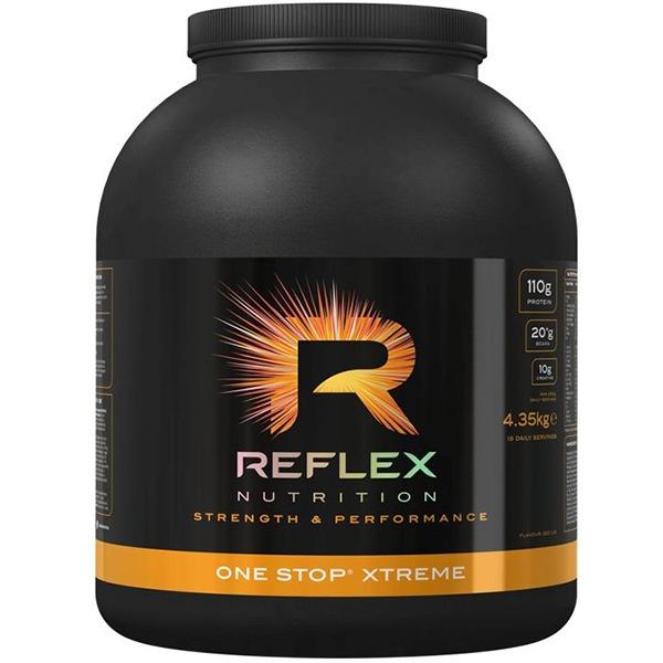 Reflex One Stop XTREME 4,35kg cookies & cream