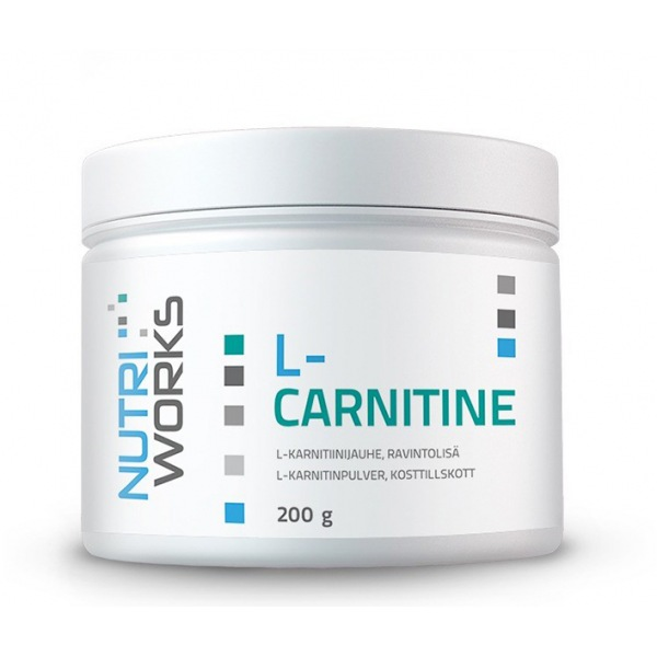 NutriWorks L-Carnitine 200g