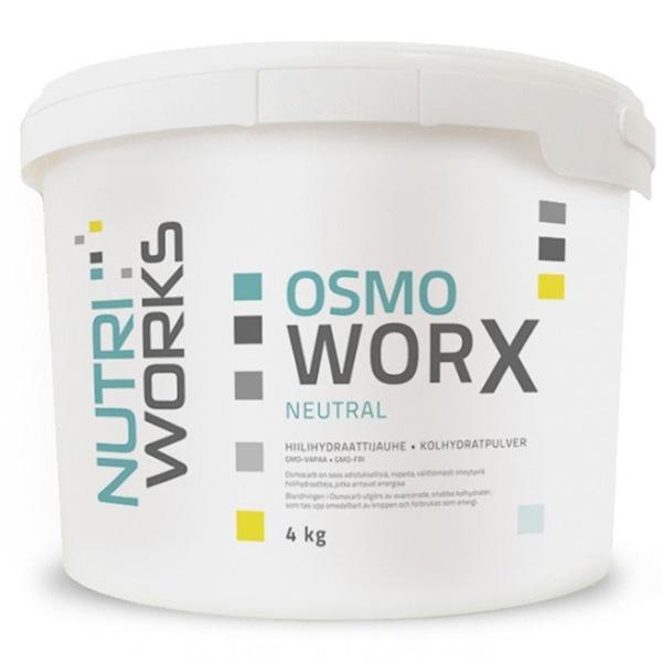 NutriWorks Osmo Worx 4kg natural