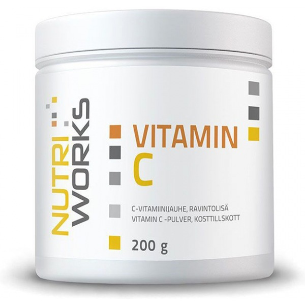 NutriWorks Vitamin C 200g