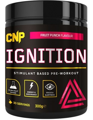 CNP Ignition 300g fruit punch