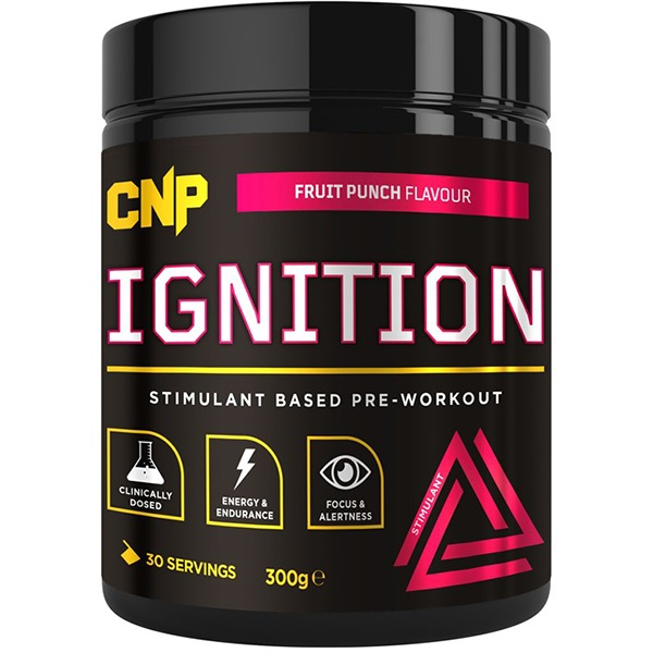 CNP Ignition 300g fruit punch