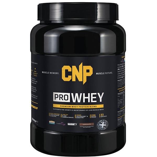 CNP Pro Whey 1kg čokoláda