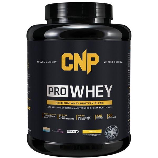 CNP Pro Whey 2kg banán