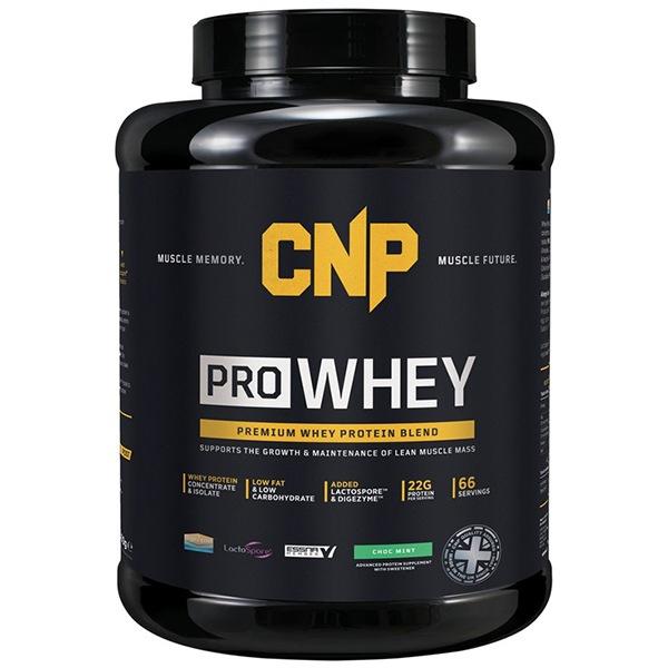 CNP Pro Whey 2kg čokoláda máta