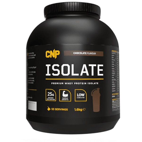 CNP Premium Isolate 1,6kg čokoláda