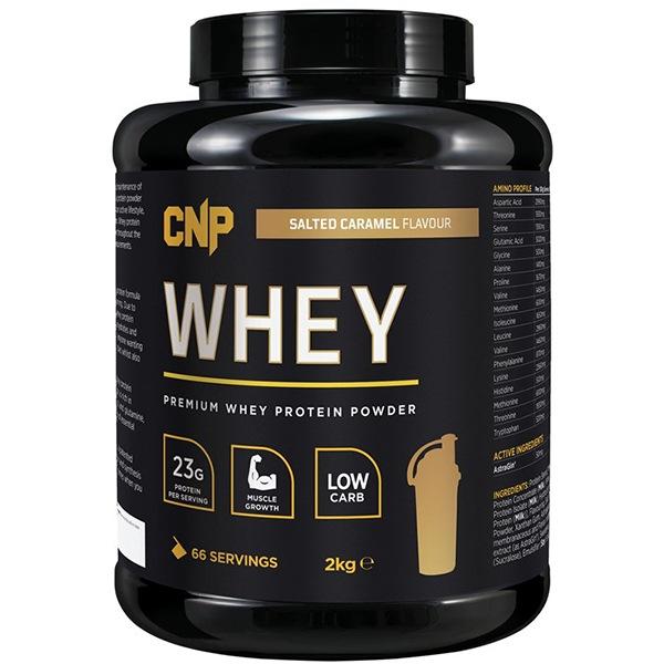 CNP Premium Whey 2kg salted caramel