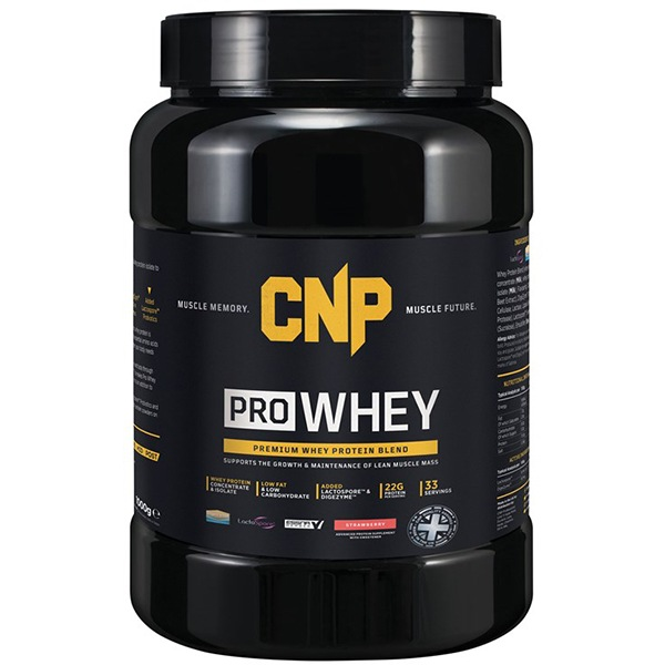 CNP Pro Whey 1kg jahoda