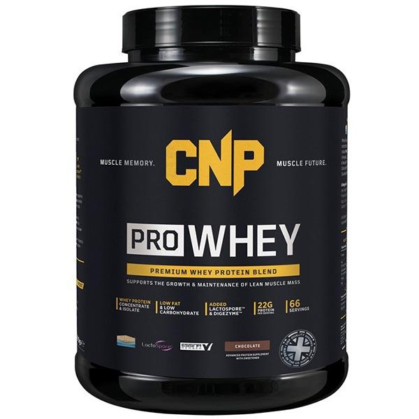 CNP Pro Whey 2kg čokoláda