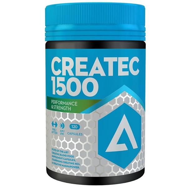 Adapt CREATEC 1500 120 kapslí