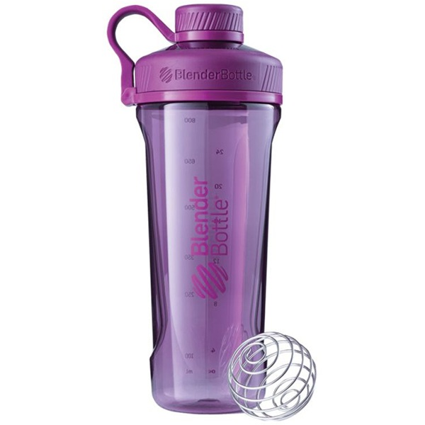 Blender Bottle Radian® Tritan 940ml fialový