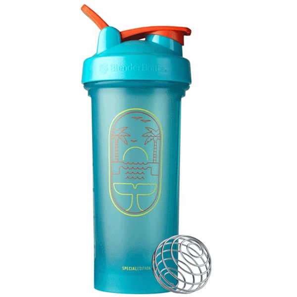 Blender Bottle Šejkr Classic Loop Special Edition 820ml tyrkysový