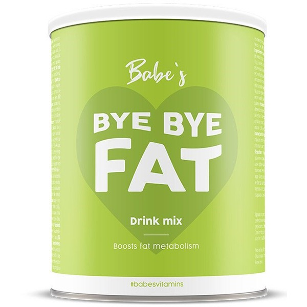 Babe´s Bye Bye Fat 150 g (Normální metabolismus)
